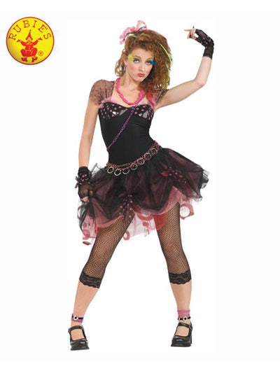 80S DIVA COSTUME - SIZE STANDARD-Costumes - Women-Jokers Costume Hire and Sales Mega Store