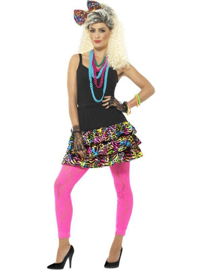 80s Party Girl Kit-Costumes - Women-Jokers Costume Hire and Sales Mega Store