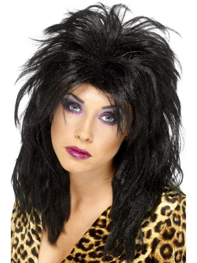 80s Popstar Wig-Wigs-Jokers Costume Hire and Sales Mega Store