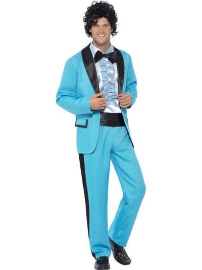 80s Prom King Costume-Costumes - Mens-Jokers Costume Hire and Sales Mega Store