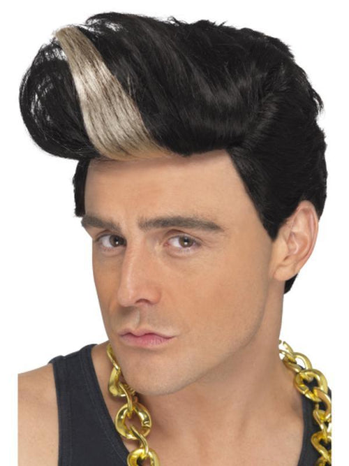 90s Rapper Wig-Wigs-Jokers Costume Hire and Sales Mega Store