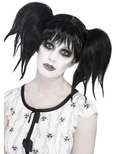 Abby Normal Wig-Wigs-Jokers Costume Hire and Sales Mega Store