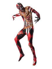 Acrosplat Costume - Size Xl-Costumes - Mens-Jokers Costume Hire and Sales Mega Store
