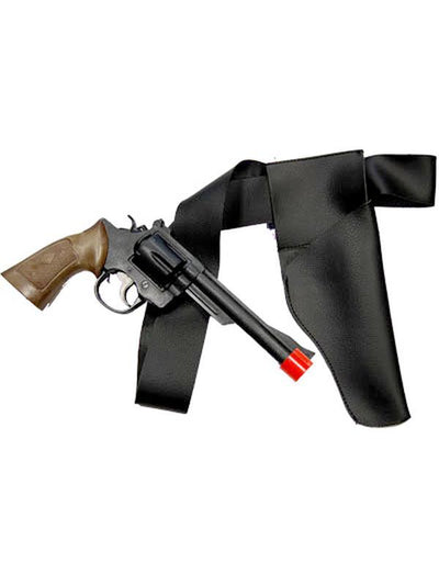 Adult Gun & Holster-Weapons-Jokers Costume Hire and Sales Mega Store