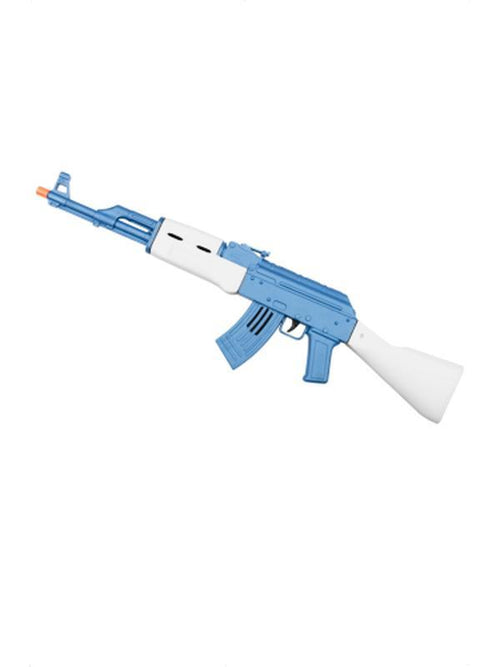 AK47 Kalashnikov Rifle-Weapons-Jokers Costume Hire and Sales Mega Store