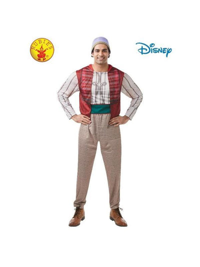 ALADDIN LIVE ACTION COSTUME, ADULT-Costumes - Mens-Jokers Costume Hire and Sales Mega Store