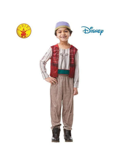 ALADDIN LIVE ACTION COSTUME, CHILD-Costumes - Boys-Jokers Costume Hire and Sales Mega Store