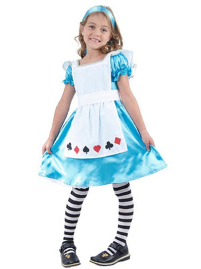 Alice - Child - Medium-Costumes - Girls-Jokers Costume Hire and Sales Mega Store