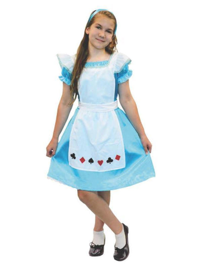 Alice - Tween One (XL)-Costumes - Girls-Jokers Costume Hire and Sales Mega Store