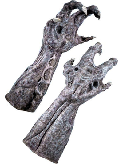 Alien Deluxe Latex Hands-Jokers Costume Mega Store