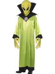 Alien Lord Costume-Costumes - Mens-Jokers Costume Hire and Sales Mega Store
