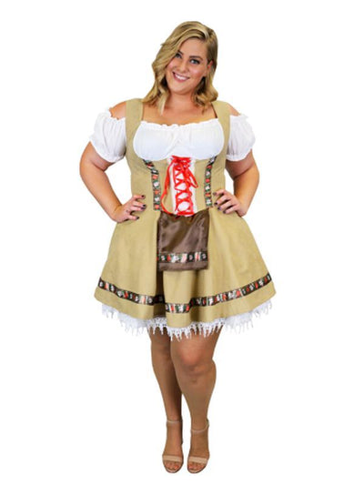 Alpine Beer Girl - Extra Large-Costumes - Women-Jokers Costume Hire and Sales Mega Store