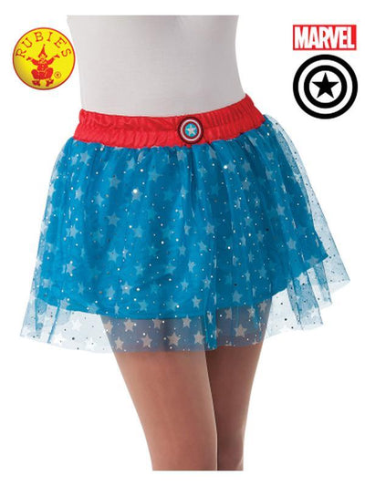 AMERICAN DREAM SKIRT - SIZE 8-10-Costumes - Women-Jokers Costume Hire and Sales Mega Store