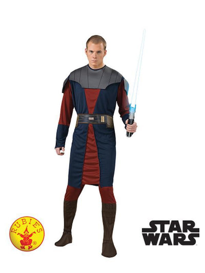 ANAKIN ADULT - SIZE XL-Costumes - Mens-Jokers Costume Hire and Sales Mega Store