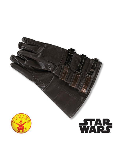 ANAKIN GLOVES CHILD-Armwear-Jokers Costume Hire and Sales Mega Store