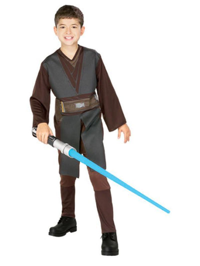 Anakin Skywalker Child - Size S-Costumes - Boys-Jokers Costume Hire and Sales Mega Store