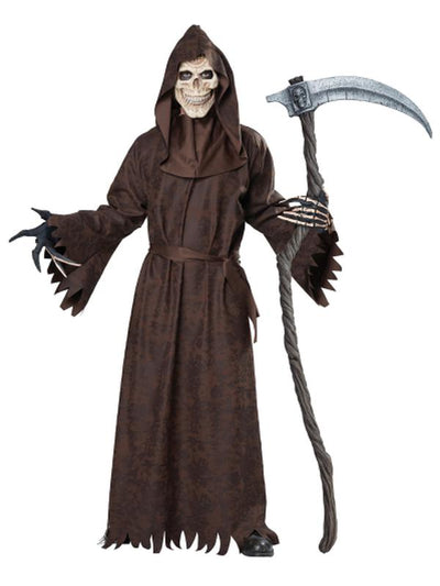 ANCIENT REAPER/ADULT-Costumes - Mens-Jokers Costume Hire and Sales Mega Store