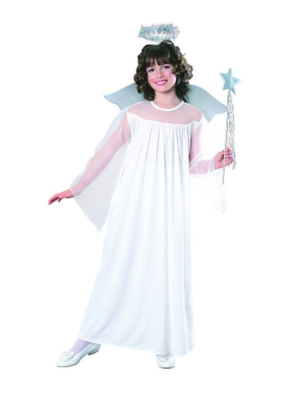 Angel - Child Size L-Costumes - Girls-Jokers Costume Hire and Sales Mega Store