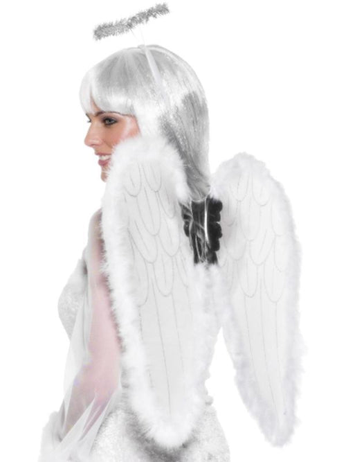 Angel Set-Costume Accessories-Jokers Costume Hire and Sales Mega Store