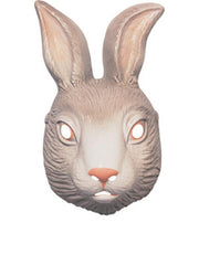 Animal Mask - Bunny-Masks - Animal-Jokers Costume Hire and Sales Mega Store
