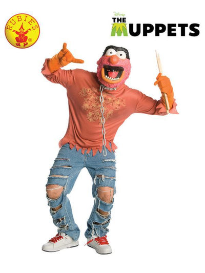 ANIMAL MUPPETS - SIZE STD-Costumes - Mens-Jokers Costume Hire and Sales Mega Store