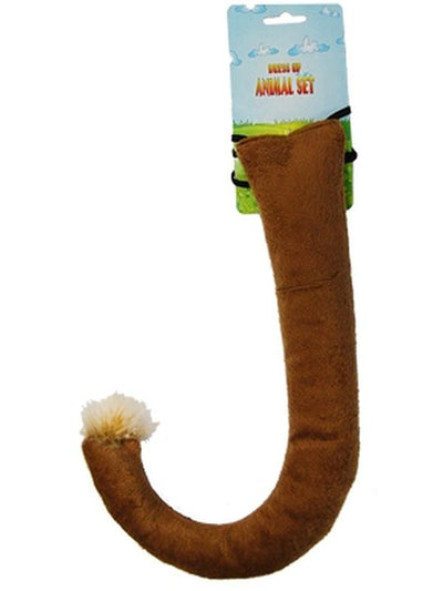 Animal Tail - Brown-Costume Accessories-Jokers Costume Hire and Sales Mega Store