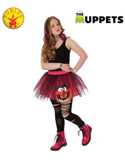ANIMAL TUTU & ACCESORIES SET - SIZE XS-Costumes - Women-Jokers Costume Hire and Sales Mega Store