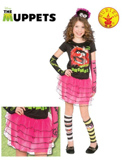 ANIMAL TUTU SKIRT-Costumes - Girls-Jokers Costume Hire and Sales Mega Store