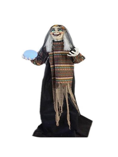 Animated Fortune Teller-Halloween Props and Decorations-Jokers Costume Hire and Sales Mega Store