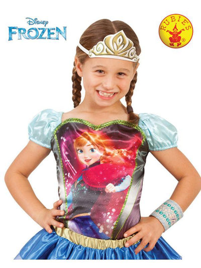 ANNA PRINCESS TOP 3+-Costumes - Girls-Jokers Costume Hire and Sales Mega Store
