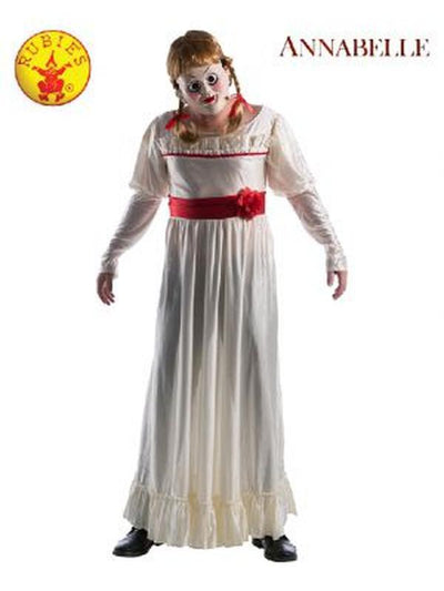 ANNABELLE DELUXE COSTUME - SIZE STANDARD-Costumes - Women-Jokers Costume Hire and Sales Mega Store