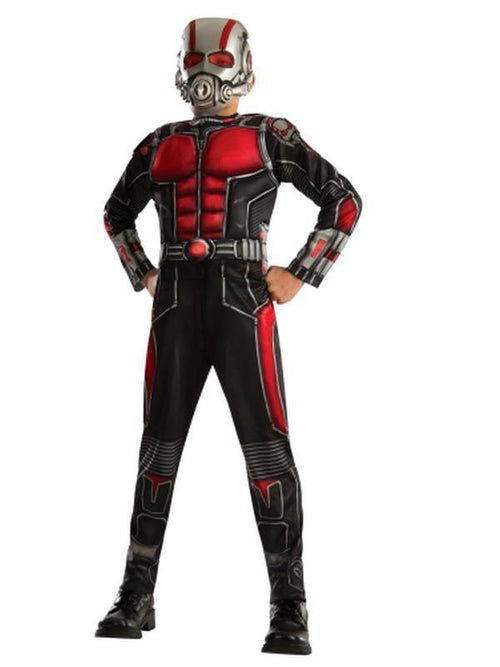 Ant-Man - Size S-Costumes - Boys-Jokers Costume Hire and Sales Mega Store