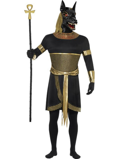 Anubis the Jackal-Costumes - Mens-Jokers Costume Hire and Sales Mega Store