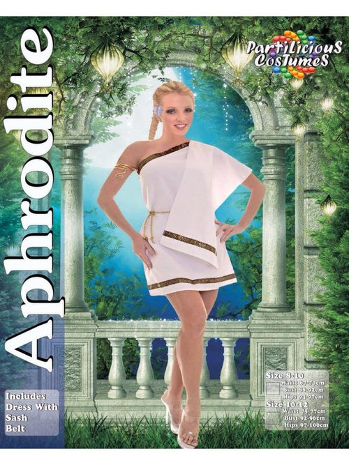 Aphrodite-Costumes - Women-Jokers Costume Hire and Sales Mega Store