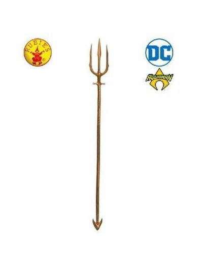 AQUAMAN TRIDENT-Weapons-Jokers Costume Hire and Sales Mega Store