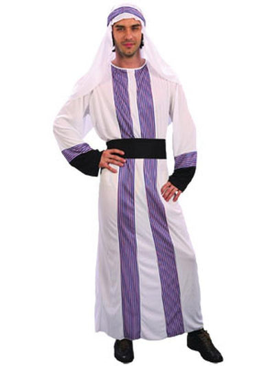 Arab Sheik - Adult - Medium-Costumes - Mens-Jokers Costume Hire and Sales Mega Store