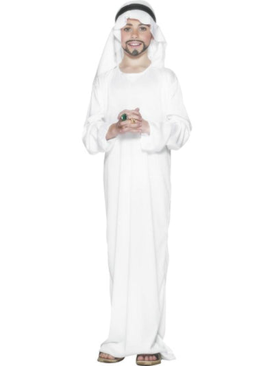 Arabian Costume-Costumes - Boys-Jokers Costume Hire and Sales Mega Store