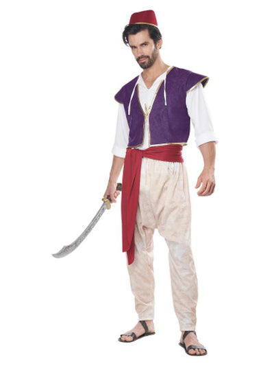 ARABIAN FOLK HERO/ADULT-Costumes - Mens-Jokers Costume Hire and Sales Mega Store