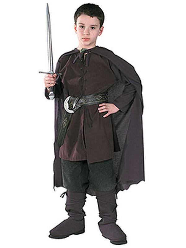 Aragorn Costume - Size L-Costumes - Boys-Jokers Costume Hire and Sales Mega Store
