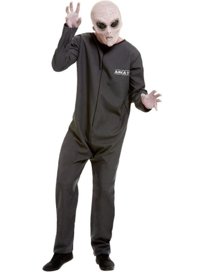 Area 51 Alien Researcher Costume-Costumes - Mens-Jokers Costume Hire and Sales Mega Store