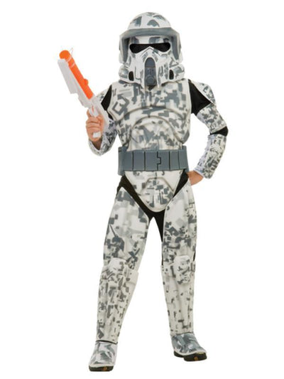 Arf Trooper Deluxe - Size S-Costumes - Boys-Jokers Costume Hire and Sales Mega Store