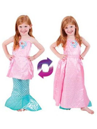 Ariel Ballroom - Size 3-5-Costumes - Girls-Jokers Costume Hire and Sales Mega Store