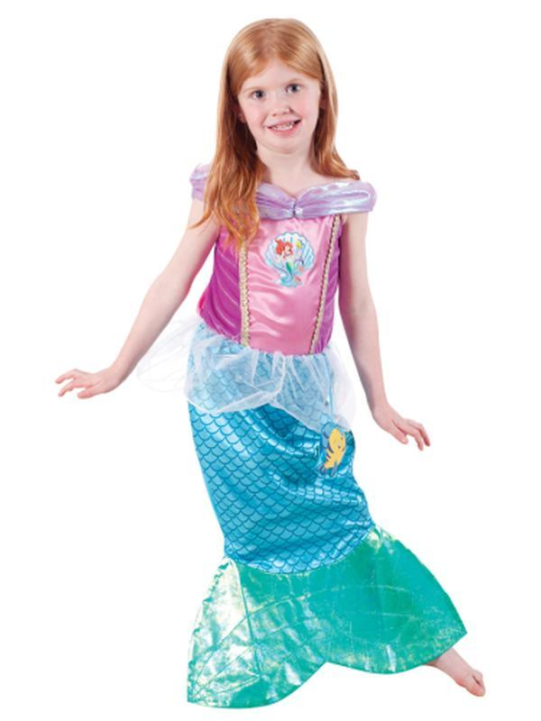 Ariel Playtime - Size 6-8-Costumes - Girls-Jokers Costume Hire and Sales Mega Store