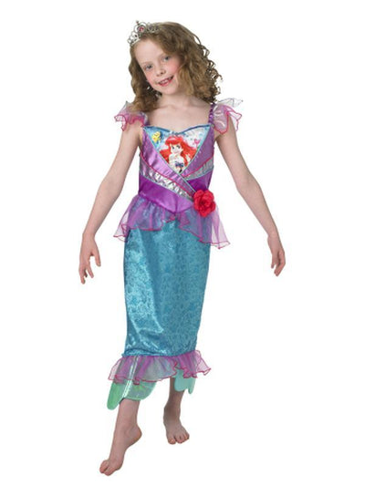 Ariel Shimmer - Size L-Costumes - Girls-Jokers Costume Hire and Sales Mega Store
