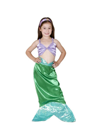 Ariel - Size 3-5-Costumes - Girls-Jokers Costume Hire and Sales Mega Store