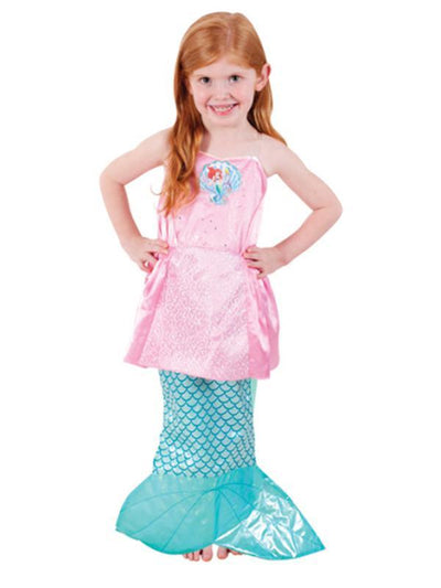 Ariel - Size 6-8-Costumes - Girls-Jokers Costume Hire and Sales Mega Store