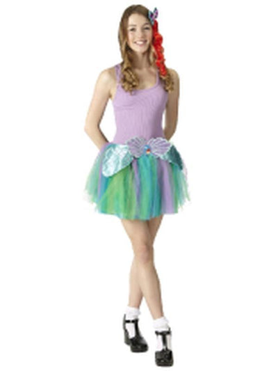 Ariel Tween Tutu Set - Size S-Costumes - Girls-Jokers Costume Hire and Sales Mega Store
