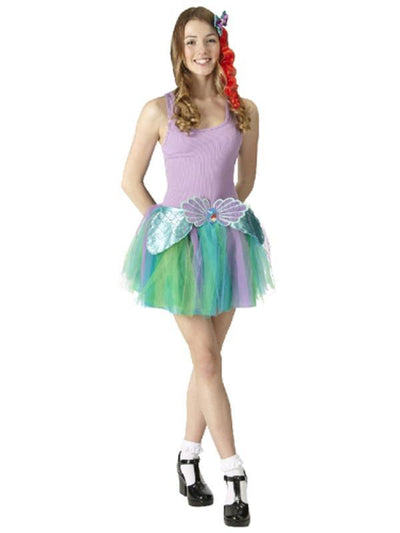 Ariel Tween Tutu Set - Size Xs-Costumes - Girls-Jokers Costume Hire and Sales Mega Store