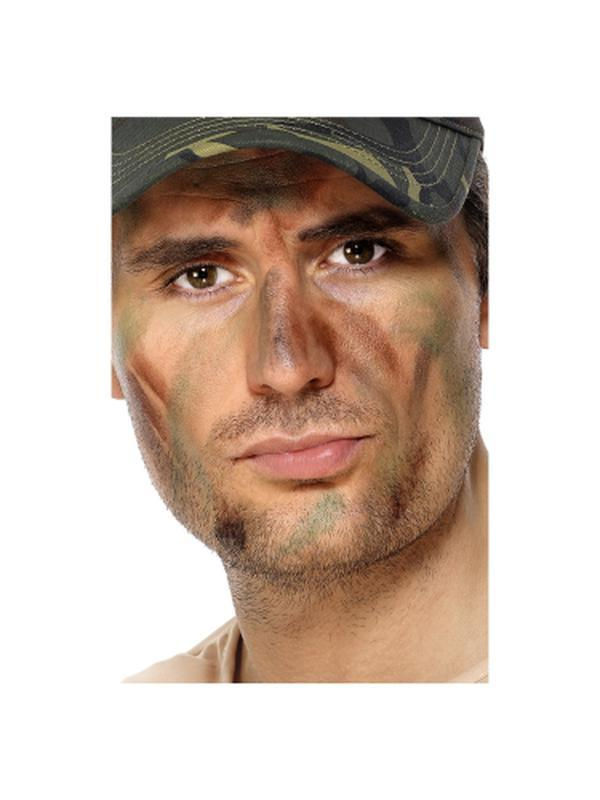 Army Make-Up-Make up and Special FX-Jokers Costume Hire and Sales Mega Store
