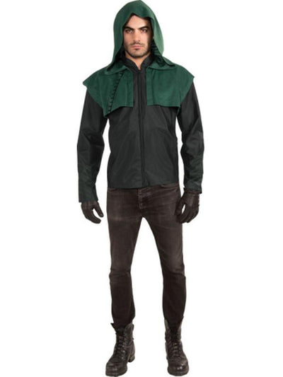 Arrow Adult Deluxe - Size Std-Costumes - Mens-Jokers Costume Hire and Sales Mega Store